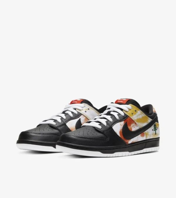 NIKE SB HERITAGE DUNK ROSWELL RAYGUNS Release Information (Model: BQ6832-001)