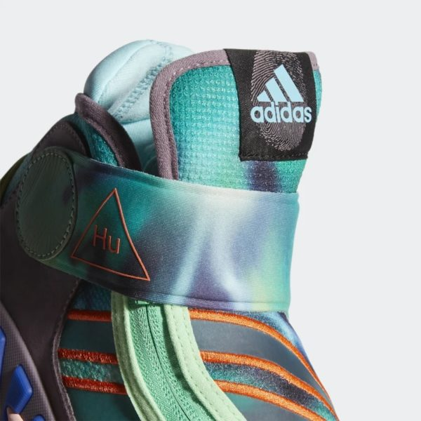 ADIDAS BASKETBALL PHARRELL WILLIAMS 0 TO 60 SHOES Release Information (Model No.: FV7333)