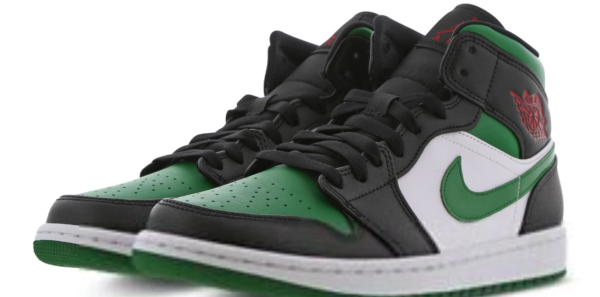 3 NIKE AIR JORDAN 1 MID THAT ARE ON DISCOUNT NOW!!!