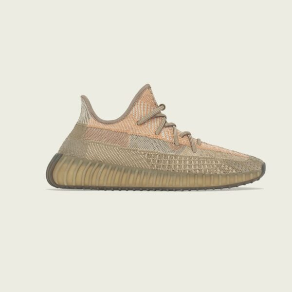 YEEZY BOOST 350 V2 SAND TAUPE Release Information (Model No.: FZ5240)