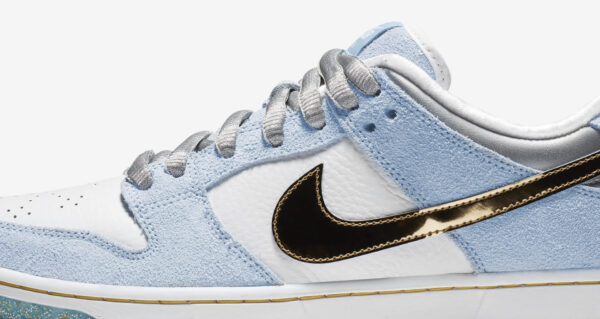 SB DUNK LOW x SEAN CLIVER HOLIDAY SPECIAL Release Information (Model No.: DC9936-100)