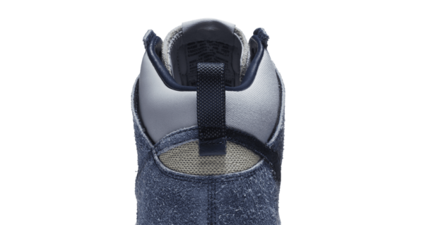 DUNK HIGH X NOTRE MIDNIGHT NAVY Release Information (Model No.: CW3092-400)