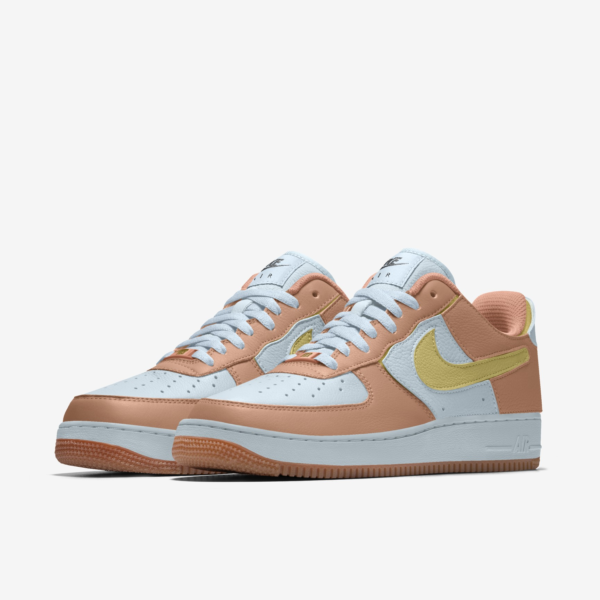 NIKE AIR FORCE 1/1 UNLOCKED BY YOU X HKR DESIGNED V5.25