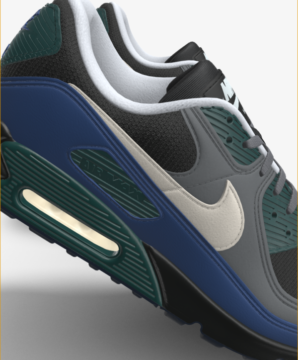 NIKE AIR MAX 90 BY YOU X HKR DESIGNED V9.0