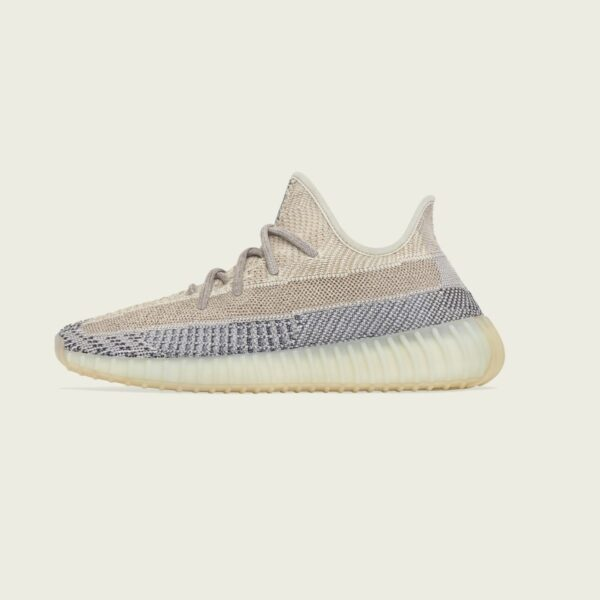 YEEZY BOOST 350 V2 ASH PEARL Release Information (Model No.: GY7658)