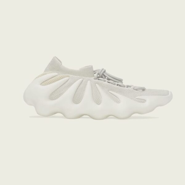 YEEZY 450 CLOUD WHITE Release Information (Model No.: H68038)