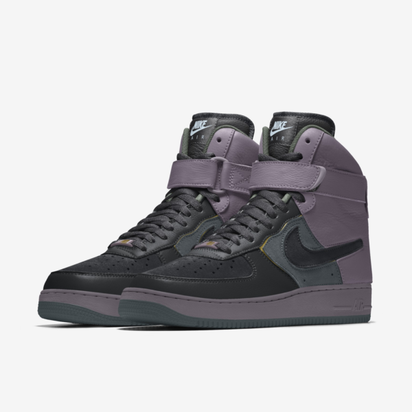 NIKE AIR FORCE 1/1 UNLOCKED BY YOU X HKR DESIGNED V5.28