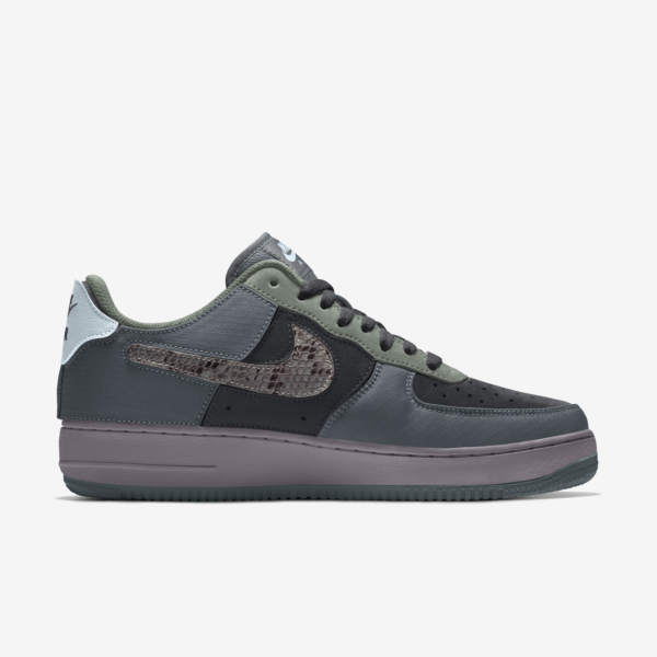 NIKE AIR FORCE 1/1 UNLOCKED BY YOU X HKR DESIGNED V5.29