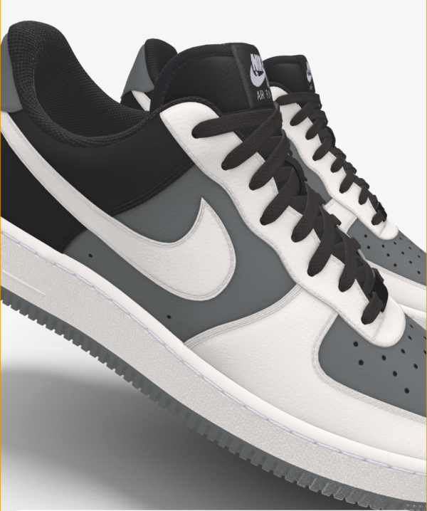 NIKE AIR FORCE 1 LOW BY YOU X HKR DESIGNED V7.18