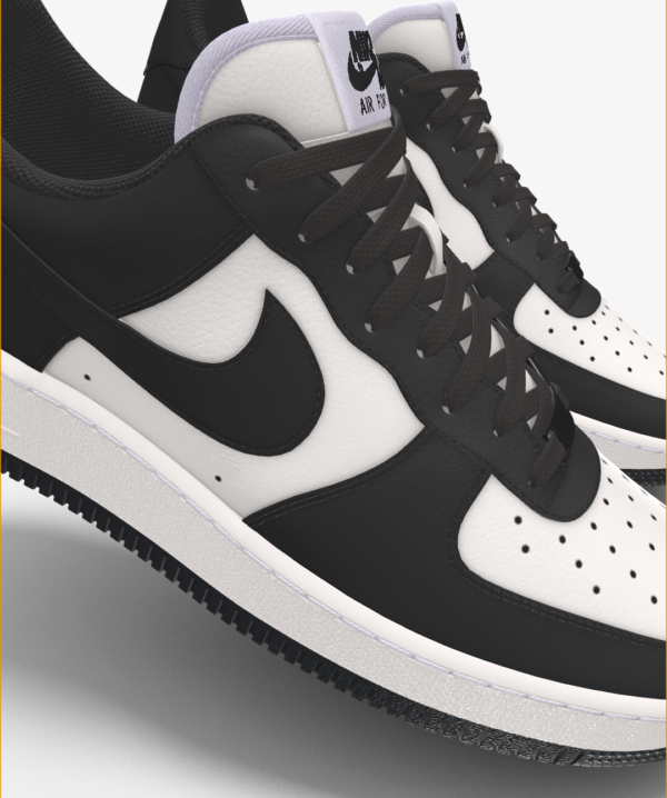 NIKE AIR FORCE 1 LOW BY YOU X HKR DESIGNED V7.20