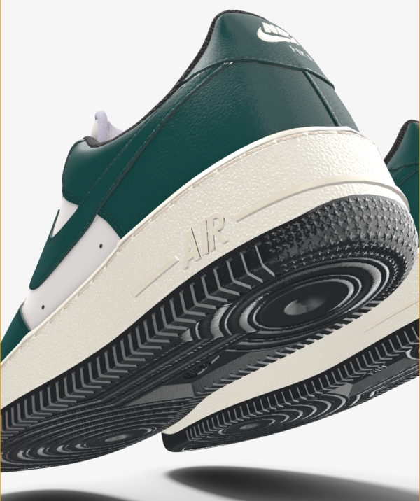 NIKE AIR FORCE 1 LOW BY YOU X HKR DESIGNED V7.23