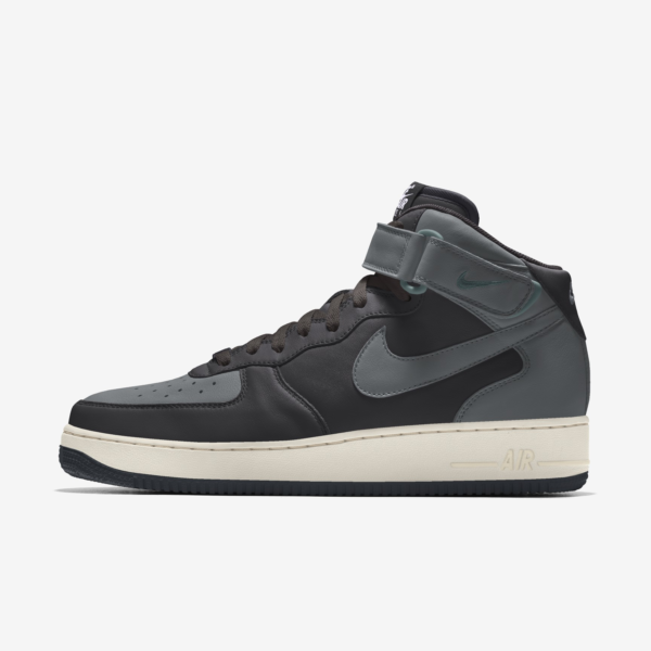 NIKE AIR FORCE 1 MID BY YOU X HKR DESIGNED V12.19