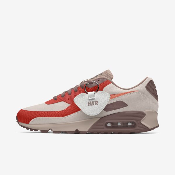 NIKE AIR MAX 90 UNLOCKED BY YOU X HKR DESIGNED V14.1