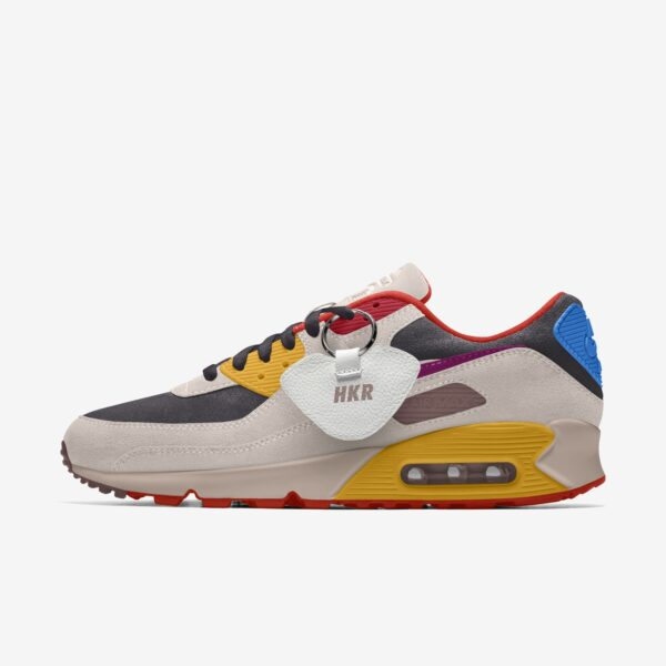 NIKE AIR MAX 90 UNLOCKED BY YOU X HKR DESIGNED V14.2