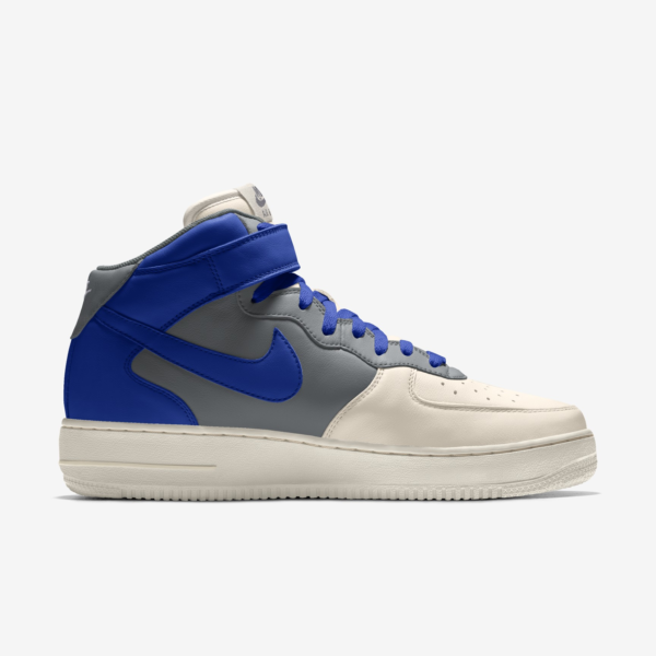 NIKE AIR FORCE 1 MID BY YOU X HKR DESIGNED V12.26