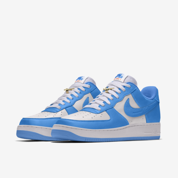 NIKE AIR FORCE 1 LOW UNLOCKED BY YOU X HKR DESIGNED V15.1