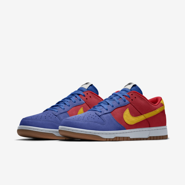 NIKE DUNK LOW BY YOU X HKR DESIGNED V4.26