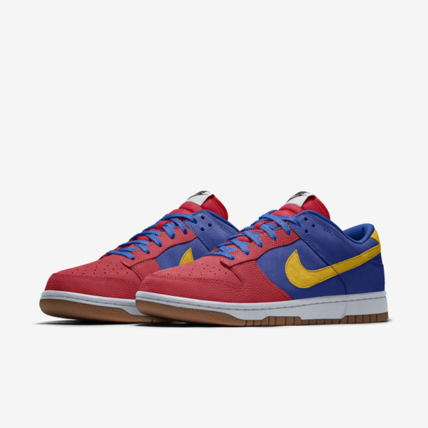 NIKE DUNK LOW BY YOU X HKR DESIGNED V4.27