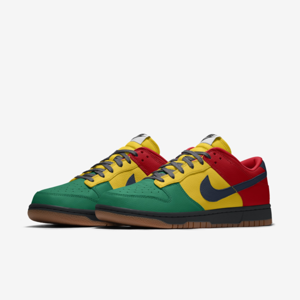 NIKE DUNK LOW BY YOU X HKR & JC DESIGNED V4.30